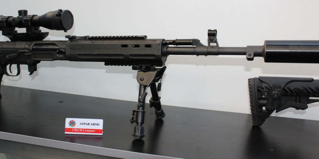 Firearms and Accessories Seen at ArmHiTec 2018 Exhibition (8)