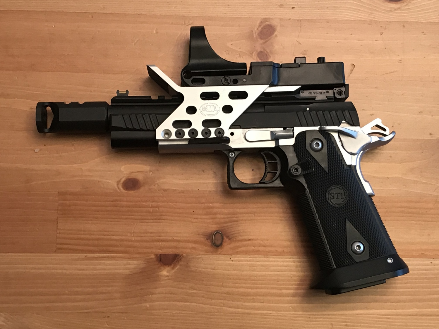 Review: TacSol 2211 - 2011/1911  22LR Conversion Kit -The
