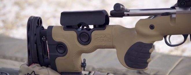 New GRS Bifrost Adjustable Bolt Action Rifle Stock (1)