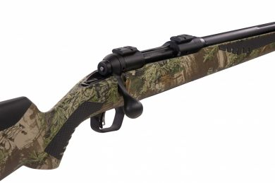 Savage's feature-rich new 110 Predator offers predator hunters a high-performance shooting platform that's every bit as adaptable as the carnivores they pursue.