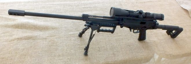 New IMBEL 7 62x51mm sniper rifle in the works -The Firearm Blog