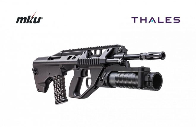 Thales F90 rifle