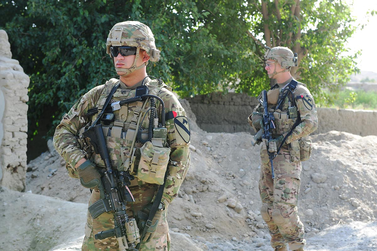 US Army To Adopt Carbon-Based Body Armour (April Fools ...