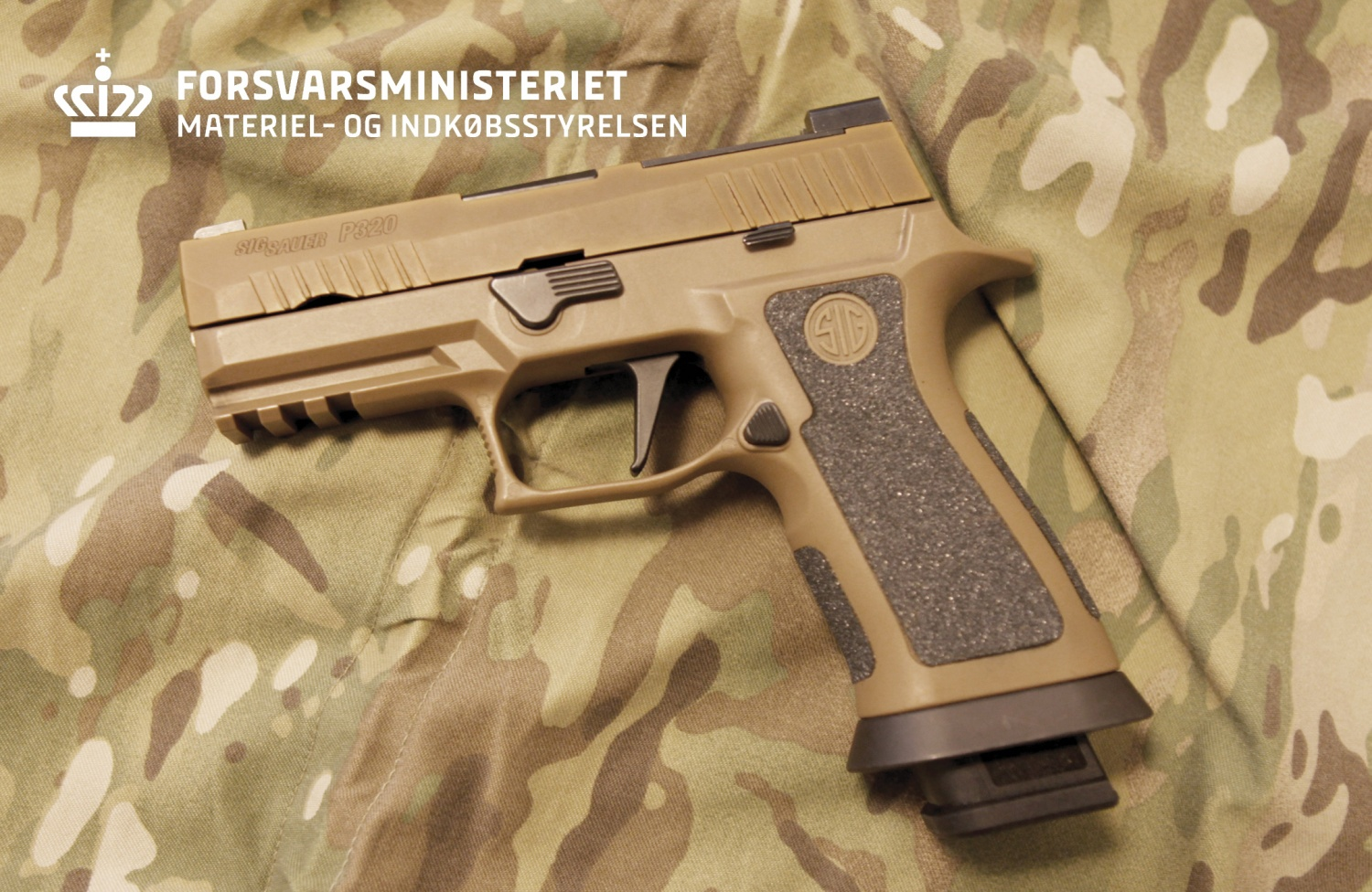 Sig Sauer Pistols >> Danish Armed Forces Selects SIG P320 X-Carry -The Firearm Blog