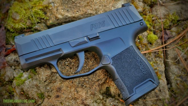 Indiana State Police Select the SIG Sauer P365 as their Back