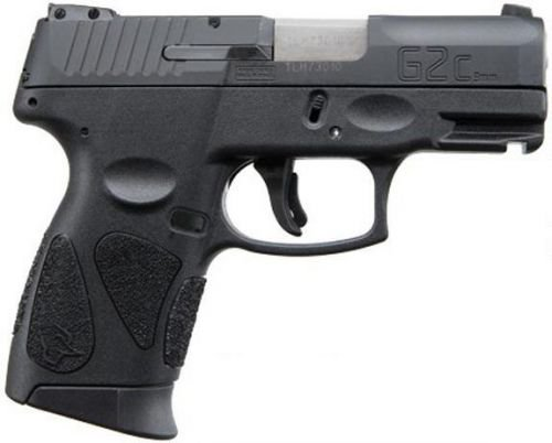 "The Taurus PT111 G2c comes with two 12-round magazines and a 3.2"" barrel."