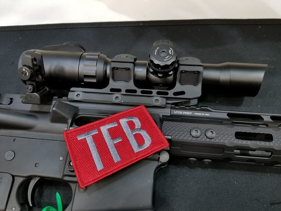 The 1x8 FFP AR-specific scope is expected at the very end of 2018 with no official MSRP yet.