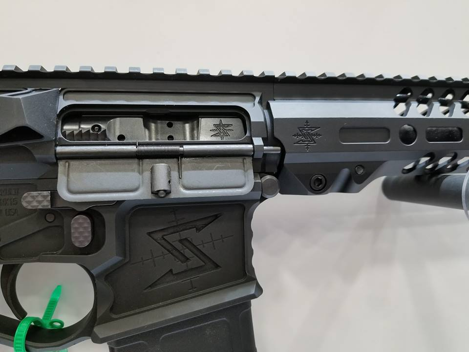 The NX15 BCG is one of the newest members of the Seekins Precision family.