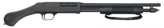 Mossberg Rounds Out 590 Shockwave Offerings with .410 Bore