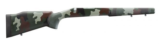 Hybrid Platform Meets Demands of Precision Long-Range Hunters with Tactical Hunter Stock