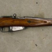 Mosin Nagant in .500 Smith & Wesson
