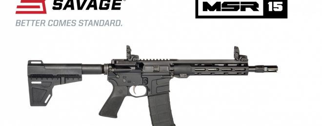 MSR 15 Blackout