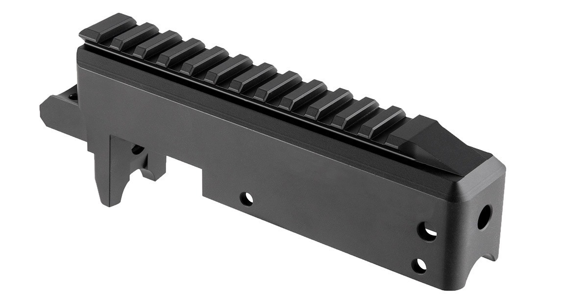 Brownells BRN-22 Stripped and Barreled Receivers for Ruger 1022 Rifles (1)