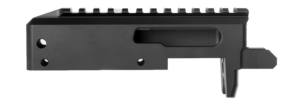 Brownells BRN-22 Stripped and Barreled Receivers for Ruger 1022 Rifles (3)