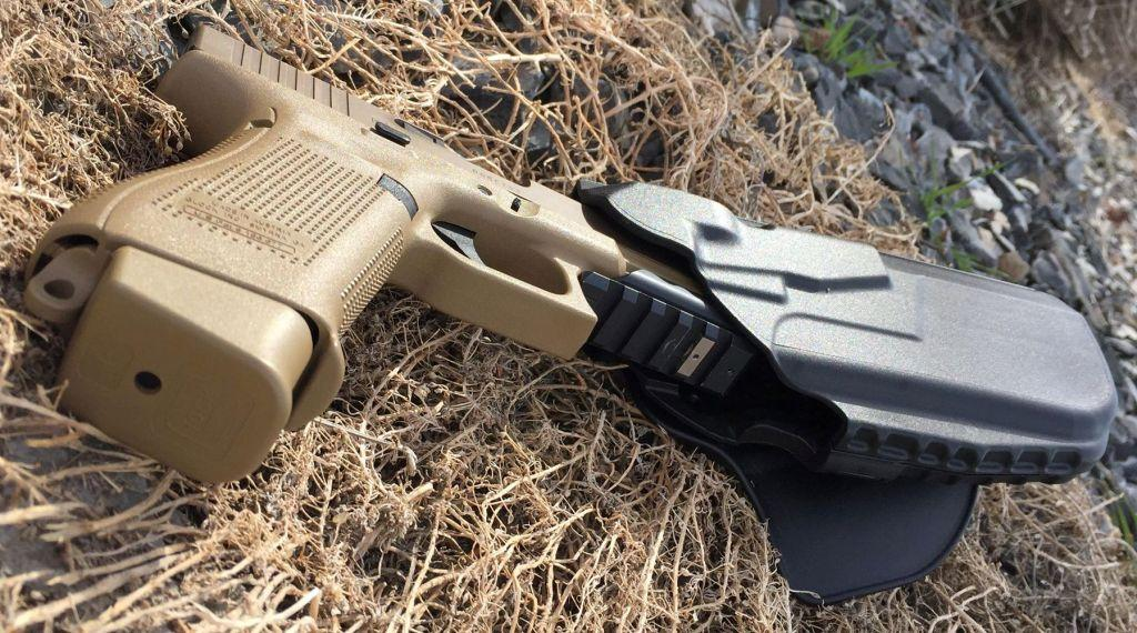 Christensen Arms Introduces Left Handed Versions of Mesa and Ridgeline Rifles holster (1)