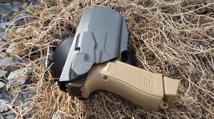 Christensen Arms Introduces Left Handed Versions of Mesa and Ridgeline Rifles holster (2)
