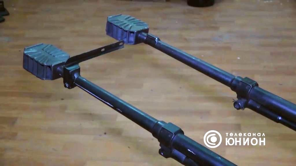 Improvised Firearms Made in the Self-Proclaimed Donetsk People's Republic Petrovich (3)
