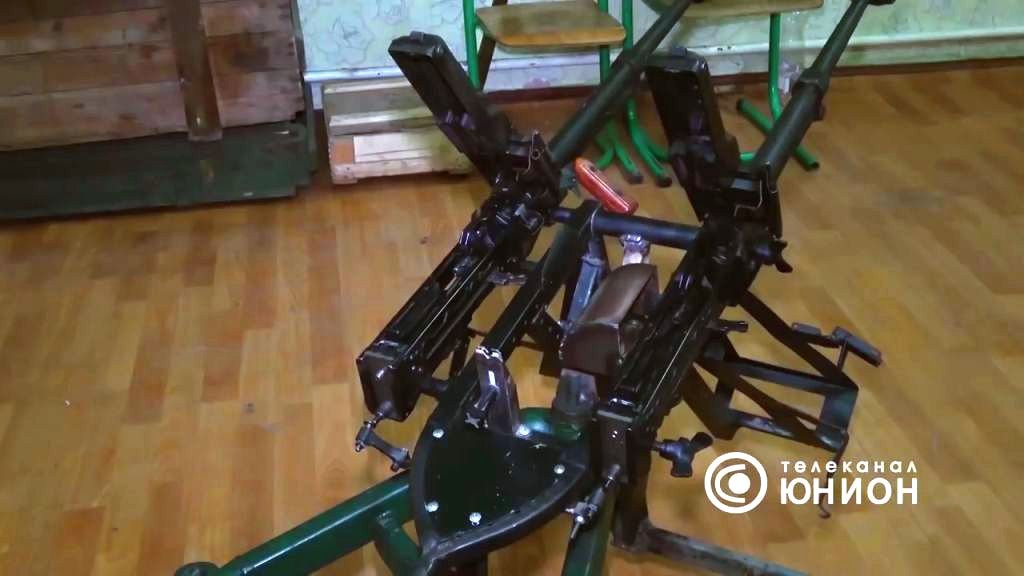 Improvised Firearms Made in the Self-Proclaimed Donetsk People's Republic Petrovich (5)