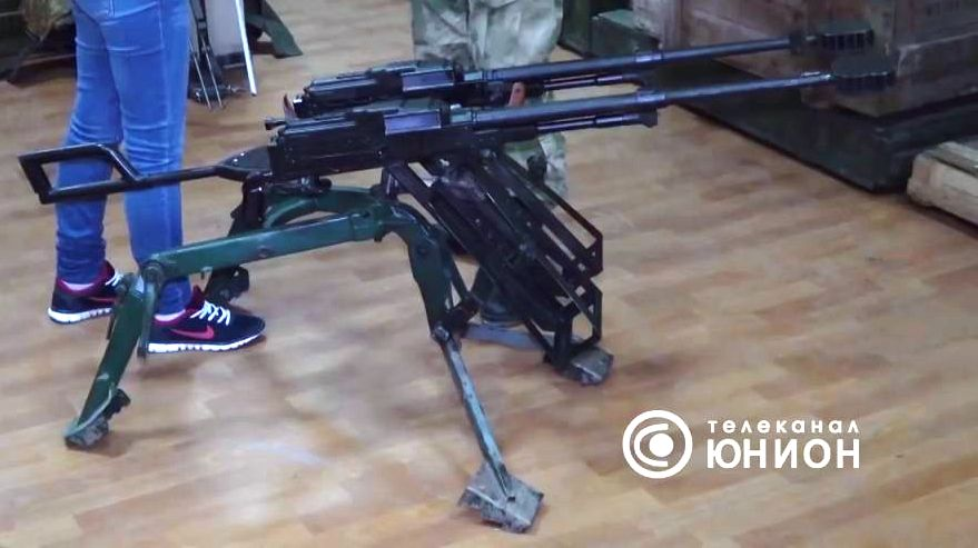 Improvised Firearms Made in the Self-Proclaimed Donetsk People's Republic Petrovich (8)