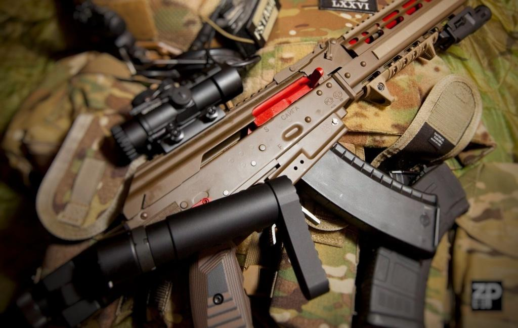 Iron Claw Tactical Gen2 AK Magwell System (1)