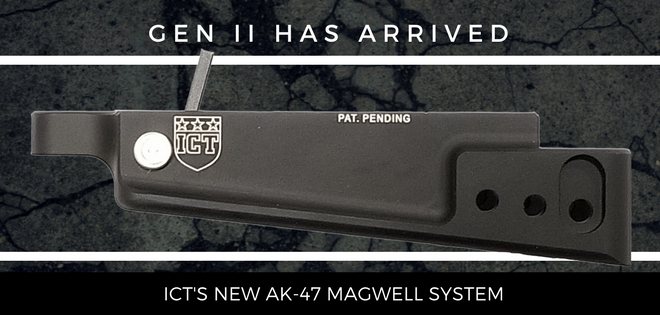 Iron Claw Tactical Gen2 AK Magwell System -The Firearm Blog