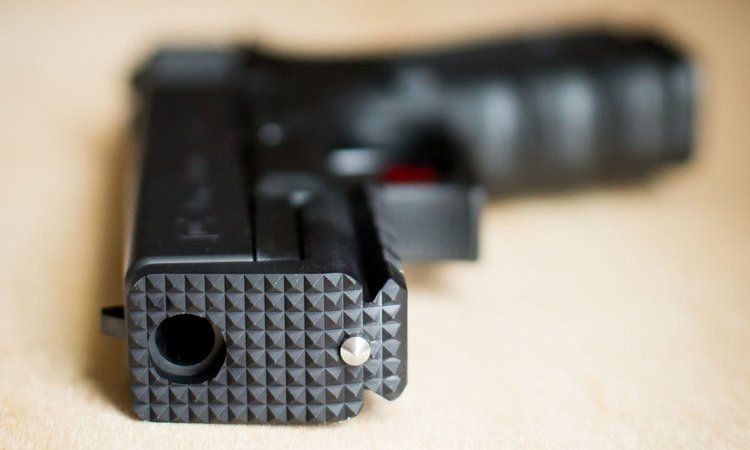 Proof Mark Muzzle Stand-off Device (MSD) for Glock 19 Pistols (3)