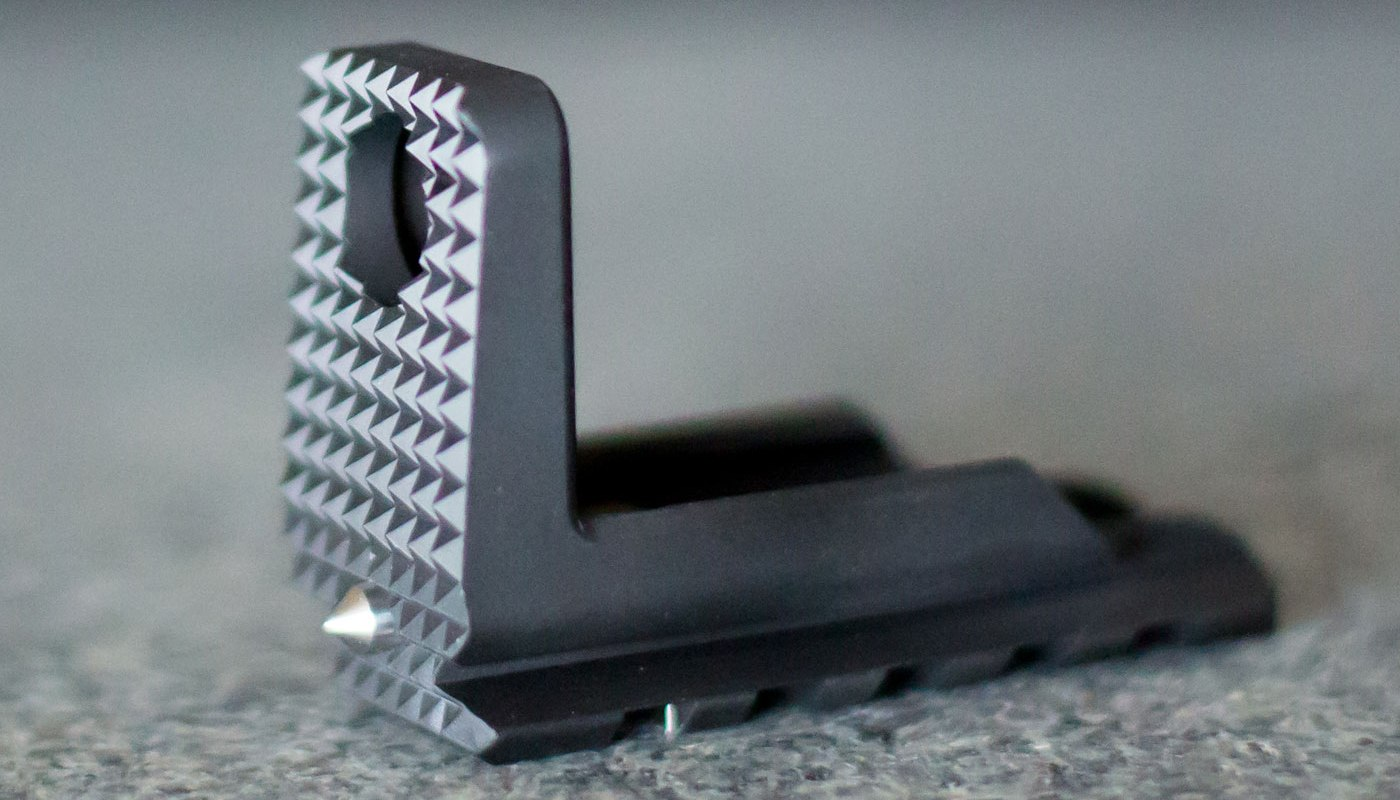 Proof Mark Muzzle Stand-off Device (MSD) for Glock 19 Pistols (9)