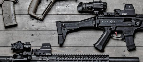 Sightmark Revamped Ultra Shot Reflex Sights