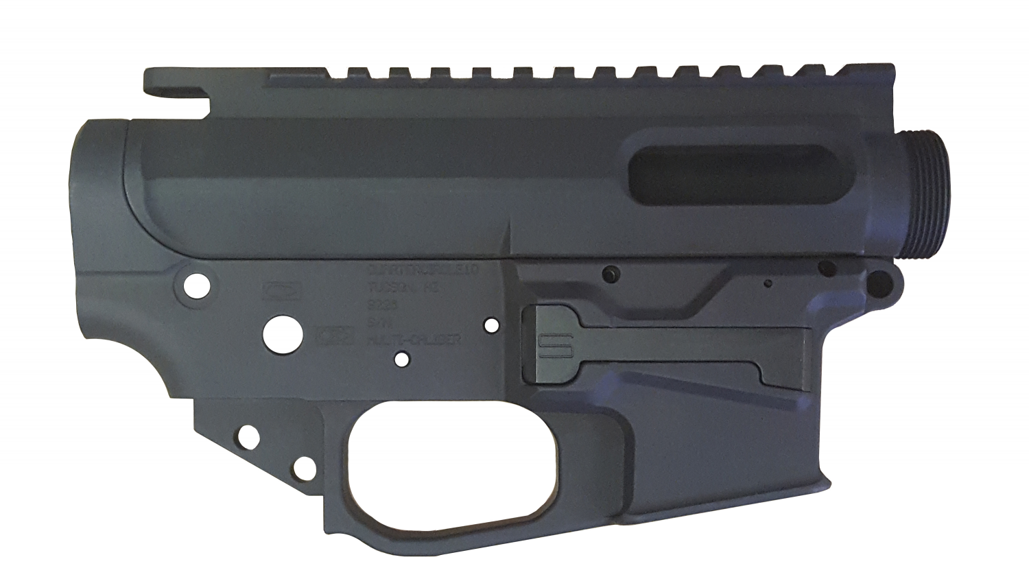 The lowers are available in either stripped or as a receiver set.