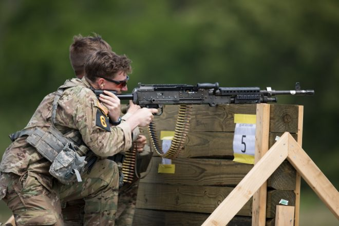 M240 in action 2018 (US Army)