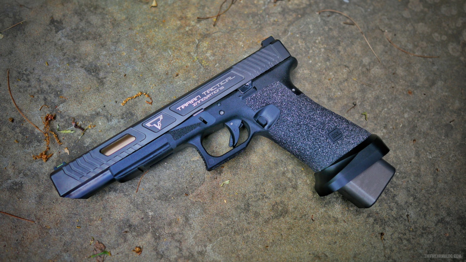 TFB REVIEW: Taran Tactical GLOCK G17L Combat Master -The