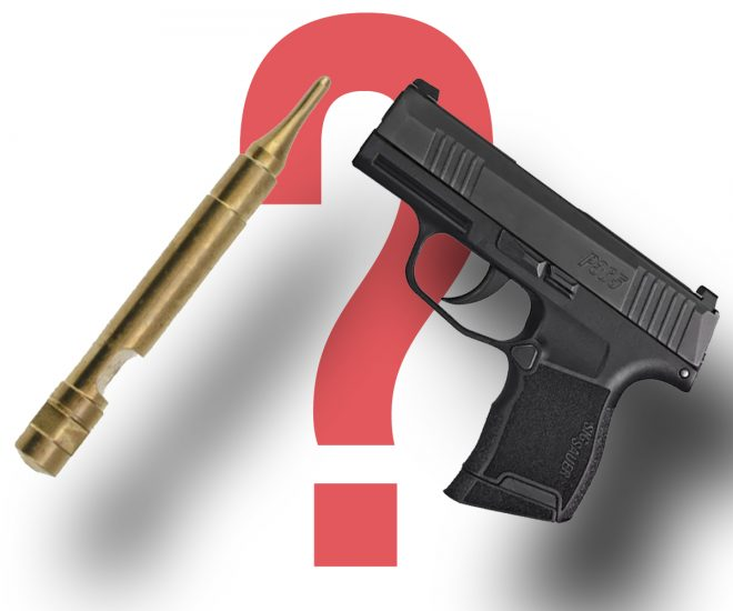 Reports of SIG P365 Striker Issues: Real or Rumor? -The