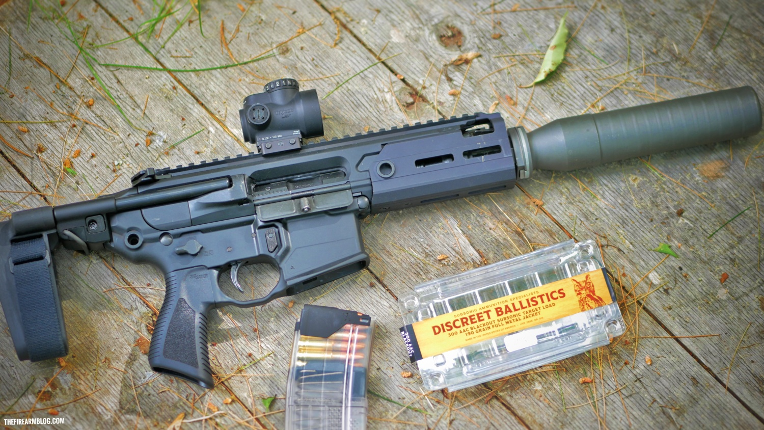 Crye PDW - SIG MCX Rattler by Pete