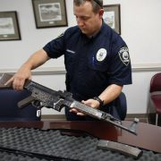 Chesapeake Police with STG44