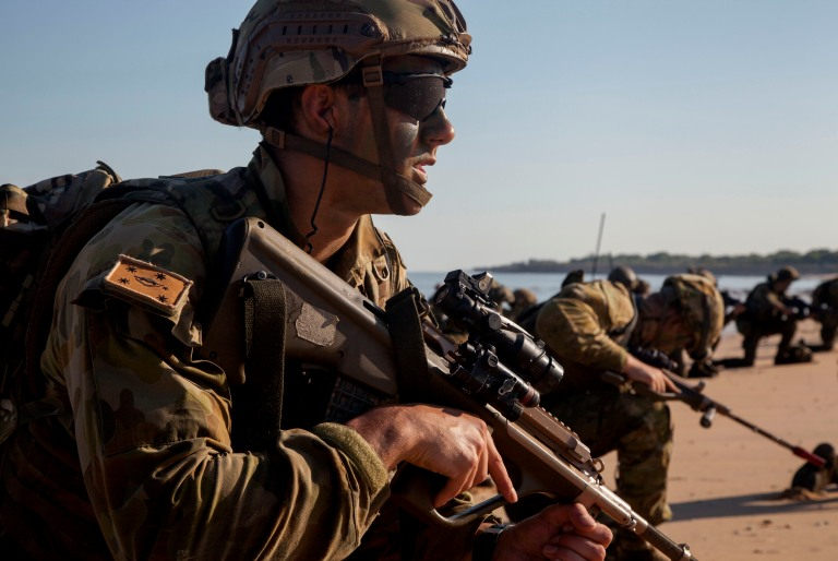 Australian Army Funds Domestic Development of a New Shotgun, Body Armor and Sights (3)