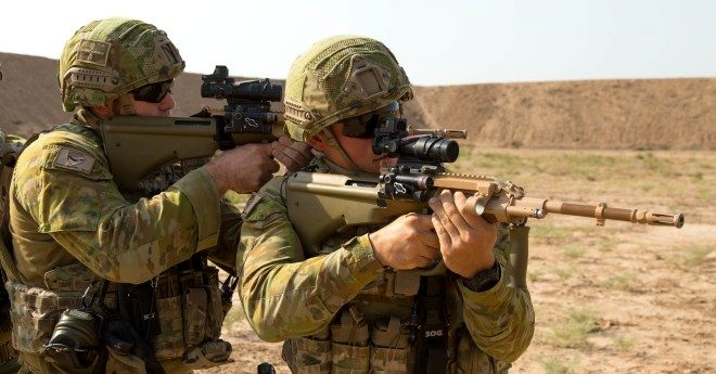Australian Army Funds Domestic Development of a New Shotgun, Body Armor and Sights 660