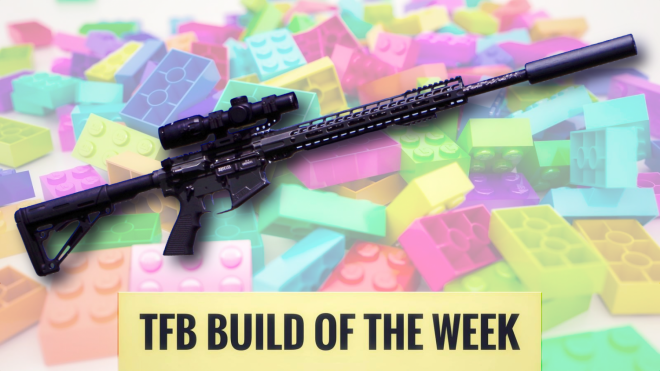 ARs are the legos of the rifle world...