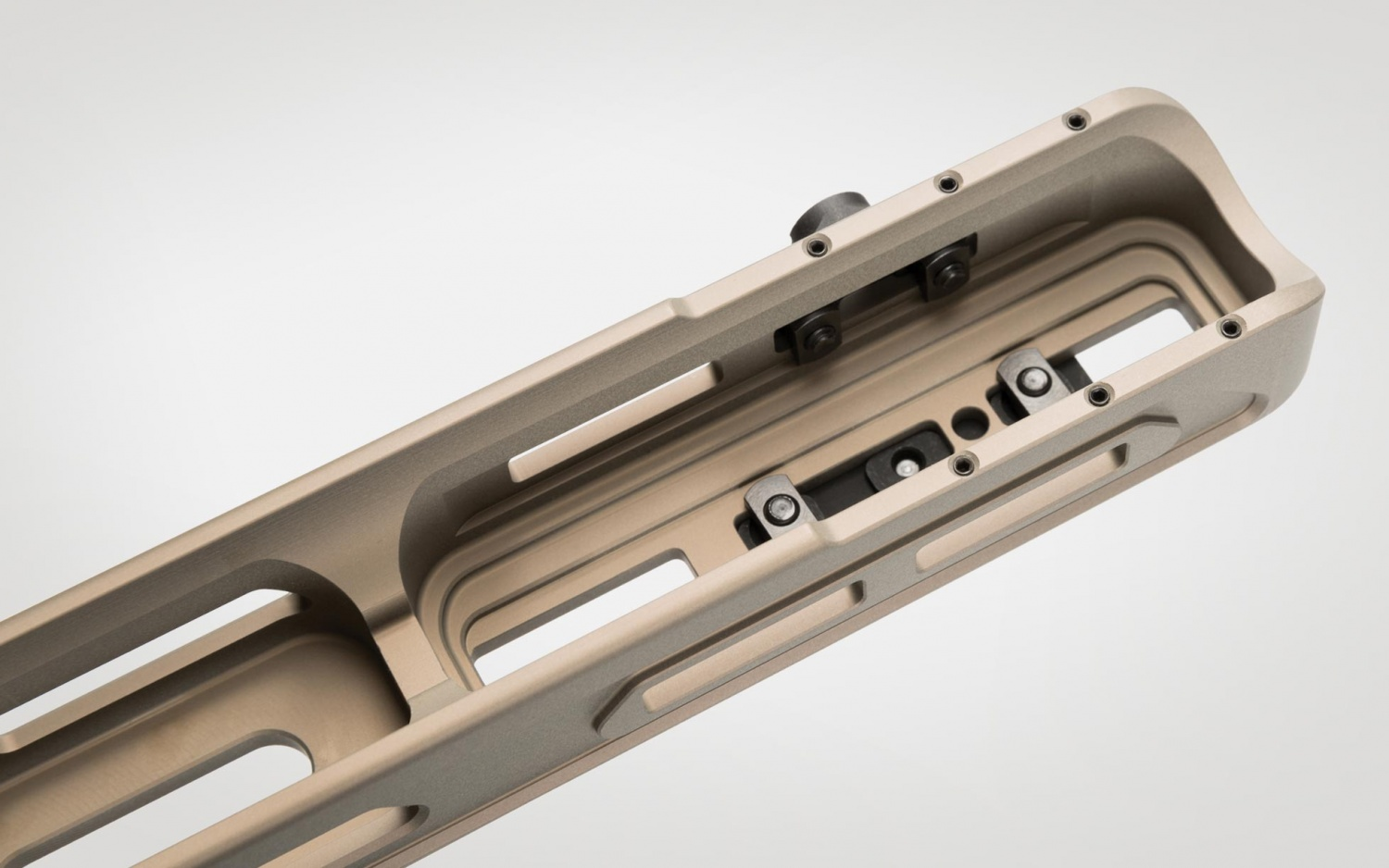 Bolt-Action Rifle Chassis by Automatic of Ukraine (2)