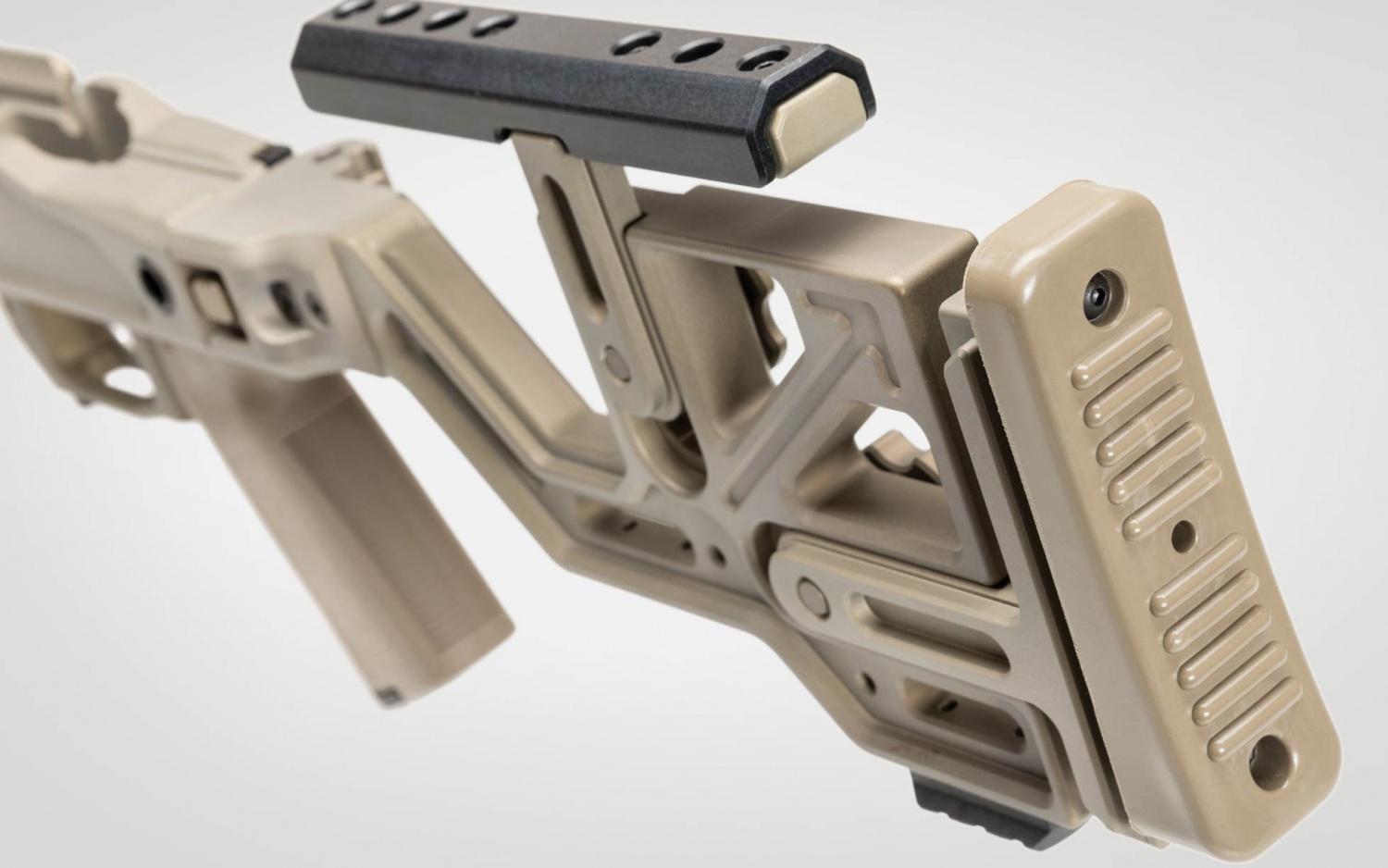 Bolt-Action Rifle Chassis by Automatic of Ukraine (5)