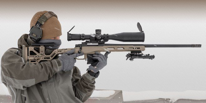 Bolt-Action Rifle Chassis by Automatic of Ukraine (6)
