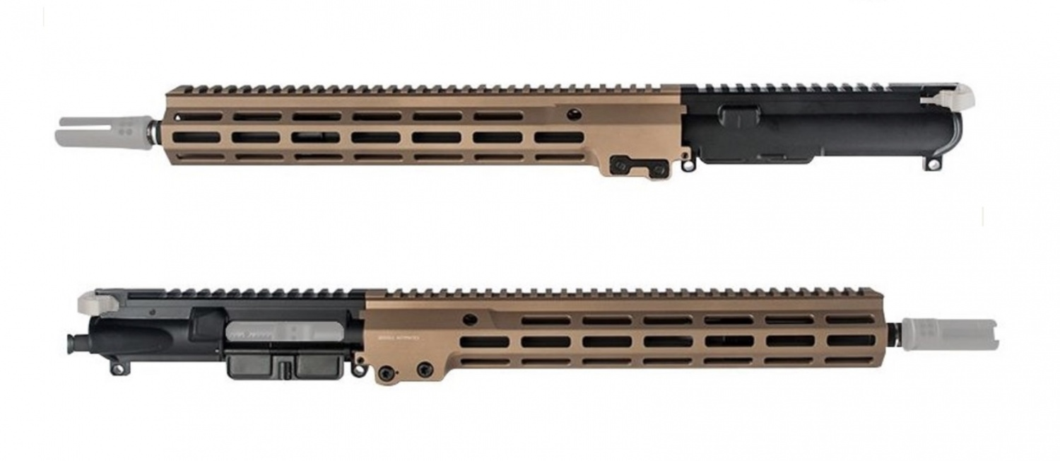 Geissele USASOC Upper Receiver Groups Now Available -The
