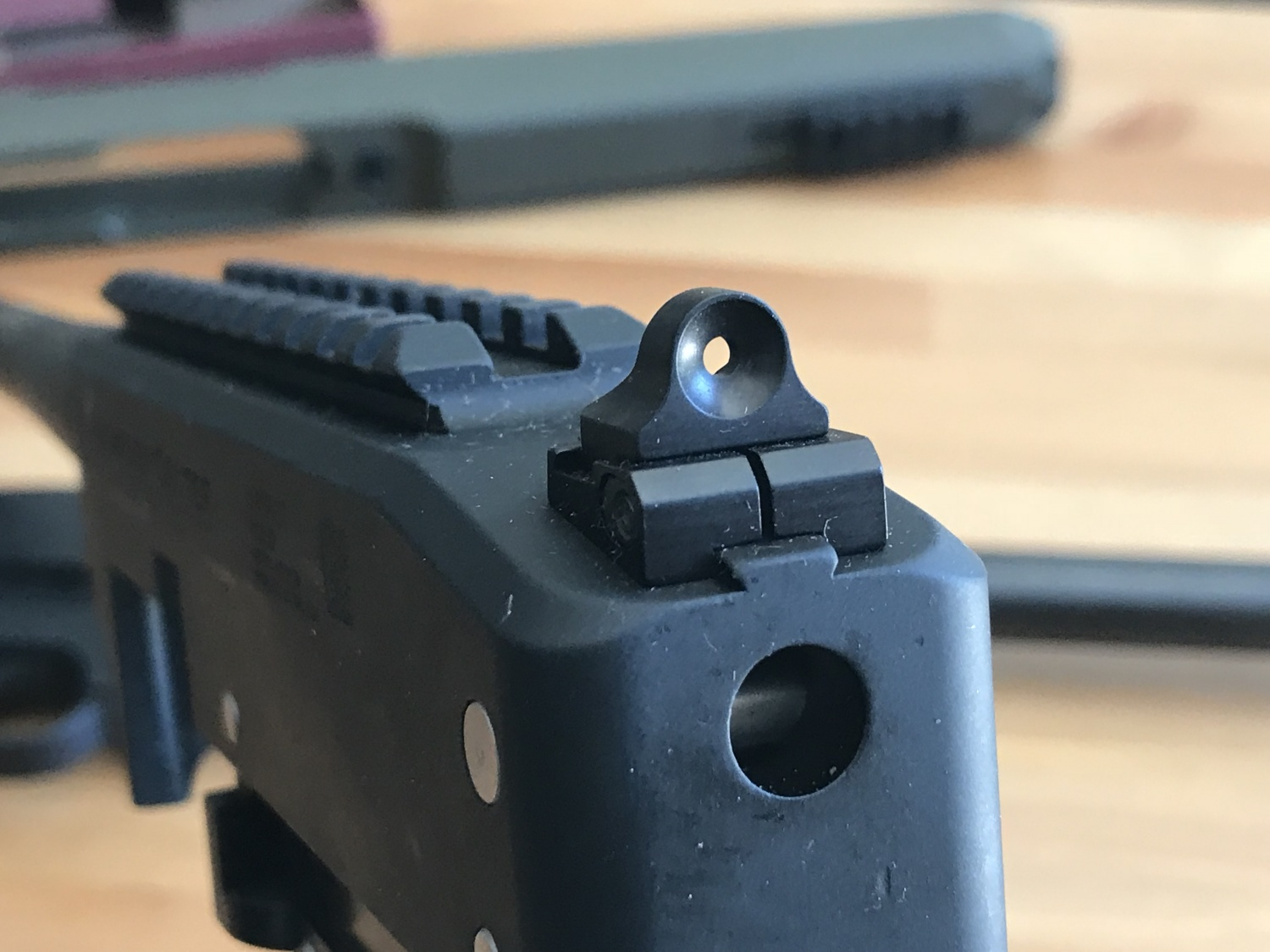Review: Thompson Center's T/CR22 (10/22 Clone) -The Firearm Blog
