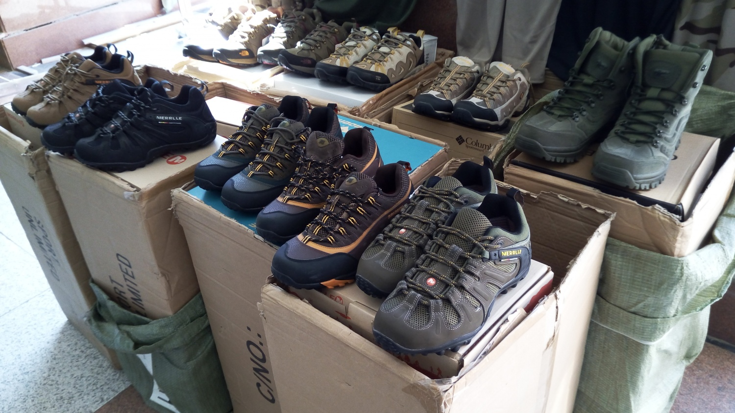 If you need quality footwear, look no further. MERRLE got you covered!