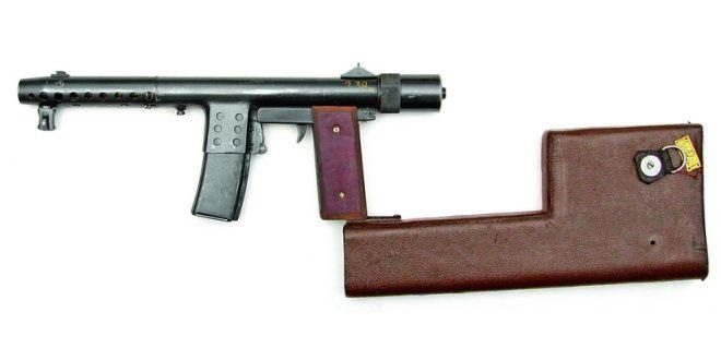 Independent Arms Designers in Soviet Union Foma Yazikov (1)