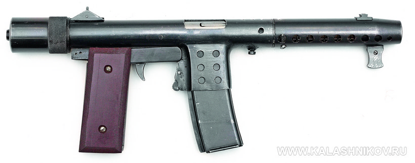 Independent Arms Designers in Soviet Union Foma Yazikov (3)