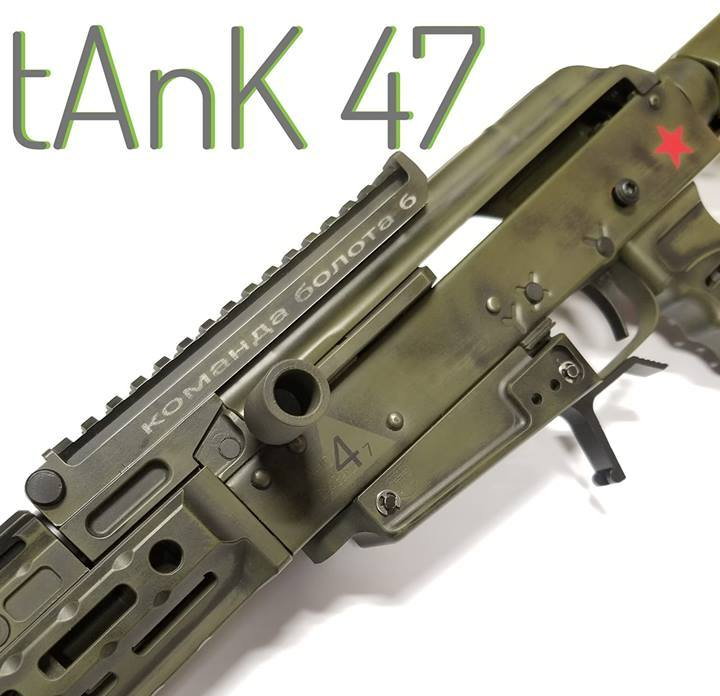 Iron Claw Tactical tAnK 47 Rifle (1)