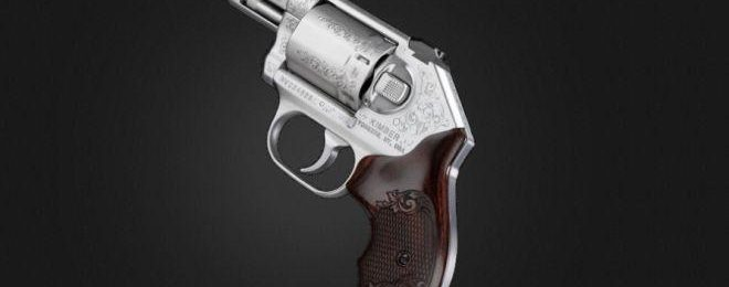 Kimber Special Edition K6s Classic Engraved Revolver (1)