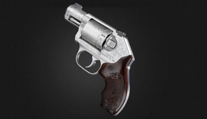 Kimber Special Edition K6s Classic Engraved Revolver -The