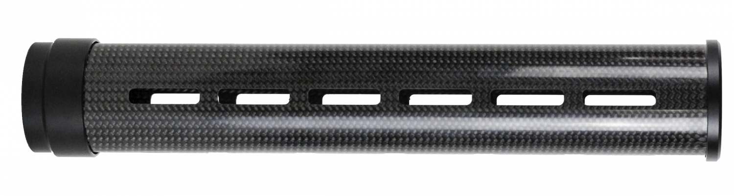 New Brigand Arms Carbon Black EDGE AR-15 Handguard (1)