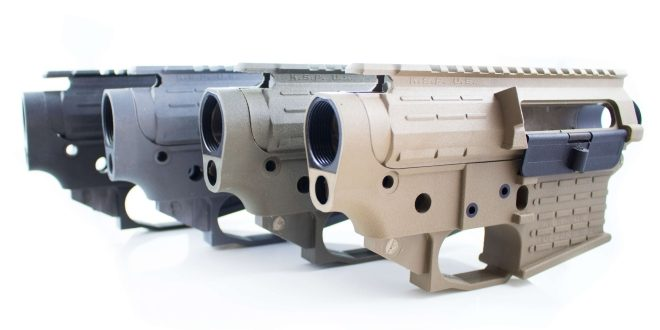 New V.2 Polymer AR-15 Receiver Sets by Kaiser Shooting Products (4)